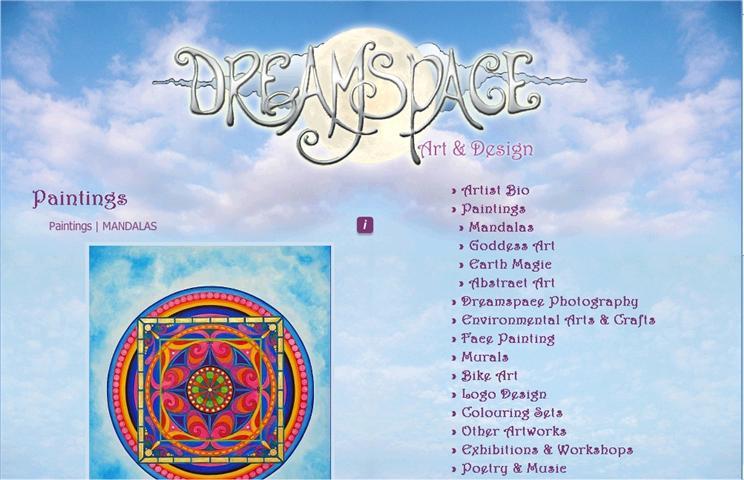 Dreamspace Art - Jo Thilwind (Artist)