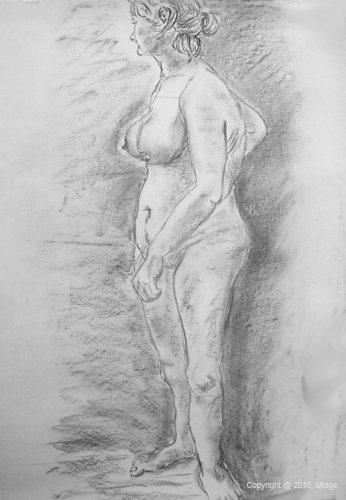 Female Nude #2