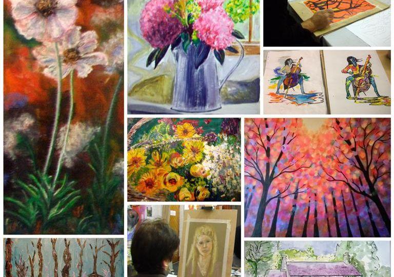 art classes 2014 (Demo)