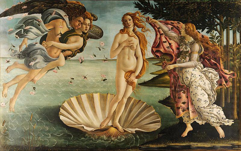 Sandro_Botticelli-La nascita di Venere (Demo)