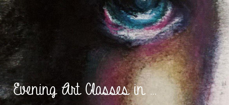 Figurative Art Classes (Demo)