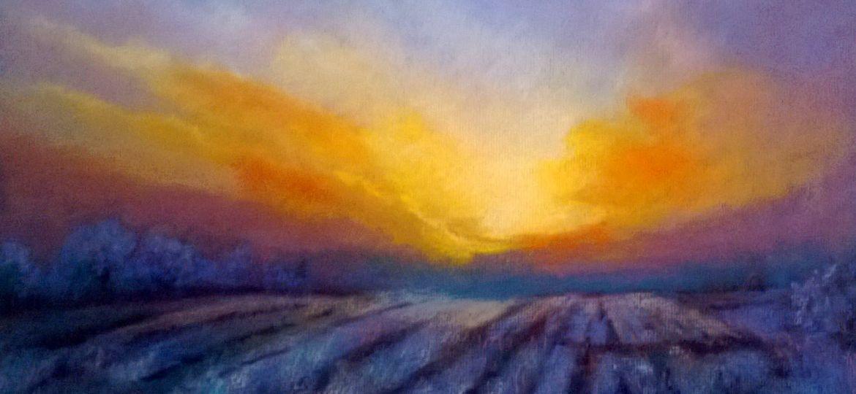 Winter Sunset (Demo)