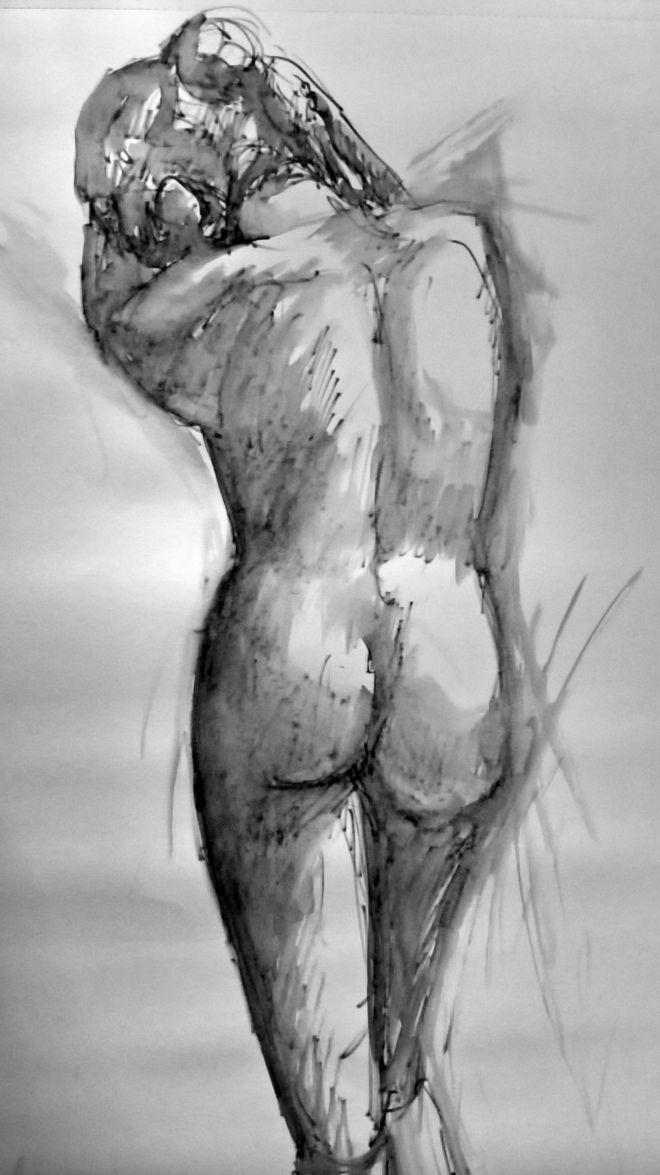 Female Nude # 3