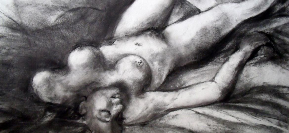 Female Nude (Life Drawing)